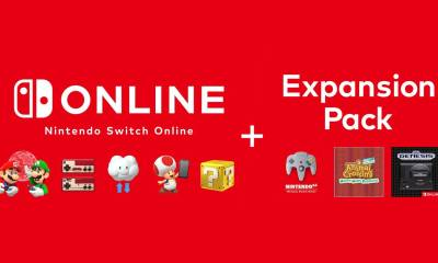 switch online expansion pack