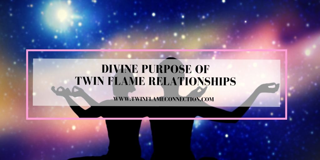 A Twin Flame is a Mirror -