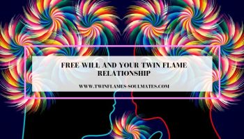 Responsibility, Accountability and Free Will and Your Twinflame
