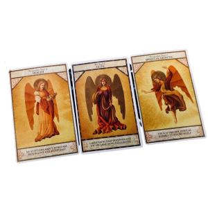 3-Card Layout from The Angel Oracle