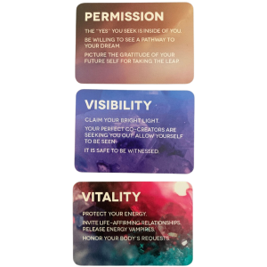 3-card Layout for Professionals, Makers, Visionaries