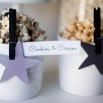 {Oscar Party Ideas} Cookies & Cream Popcorn