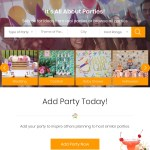 Add your Holiday Parties to Paarteez