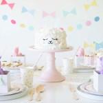 A Sweet 'Adopt a Llama' Birthday Party