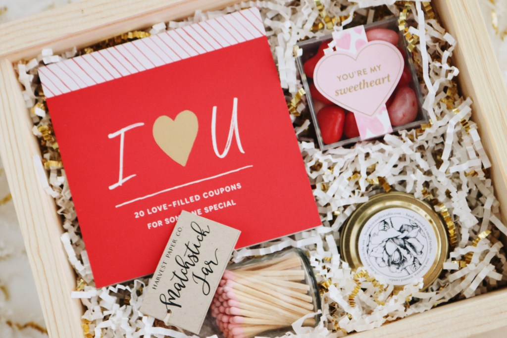 Spreading The Love With Valentines Day Gift Boxes