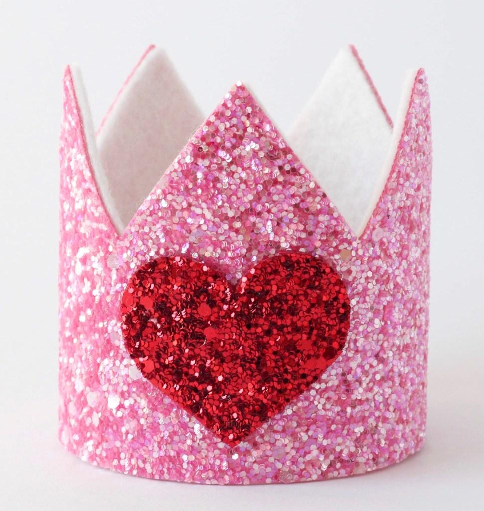 Valentine's Day Birthday Crown