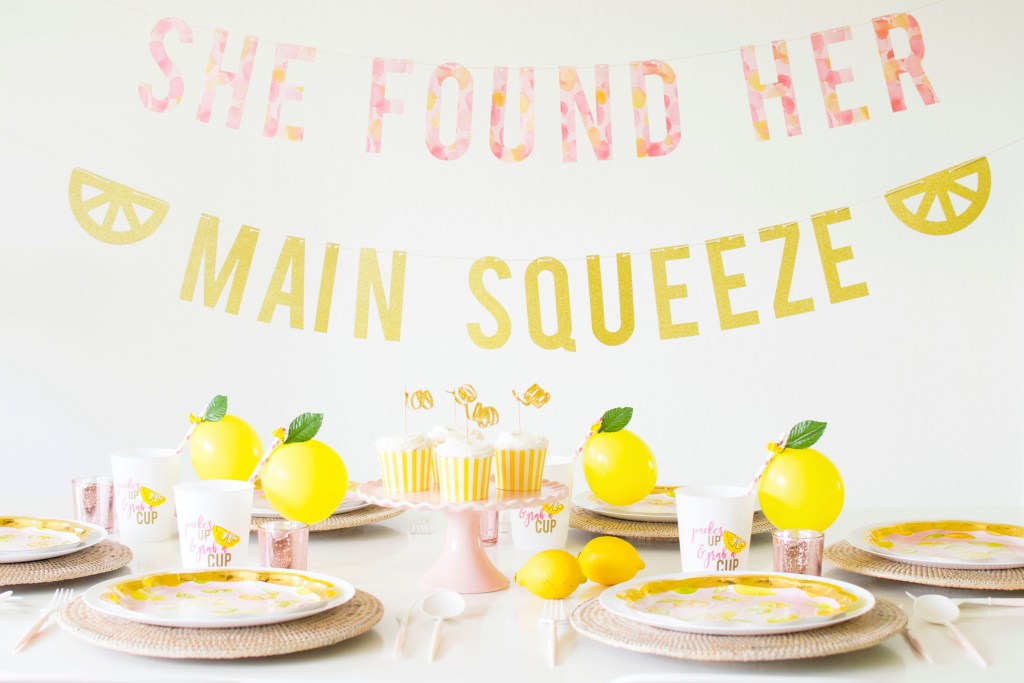 95a9ceedb2 How to host a Casual Summer Bridal Shower or Bachelorette Party