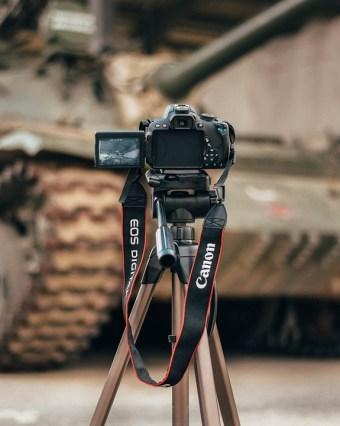 Camera tank