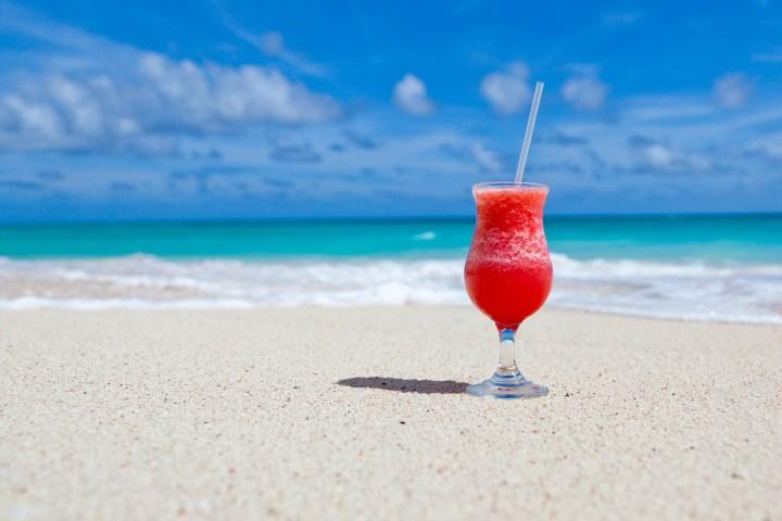 Teacher working hours: life's a beach...