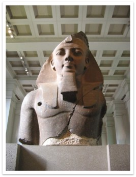 Ozymandias, or Ramses II
