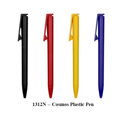 1312N — Cosmos Plastic Pen