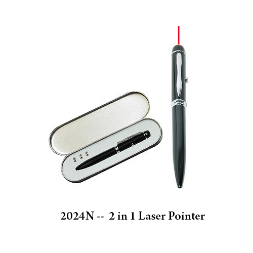 2024N — 2 in 1 Laser Pointer