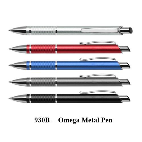 930B – Omega Metal Pen