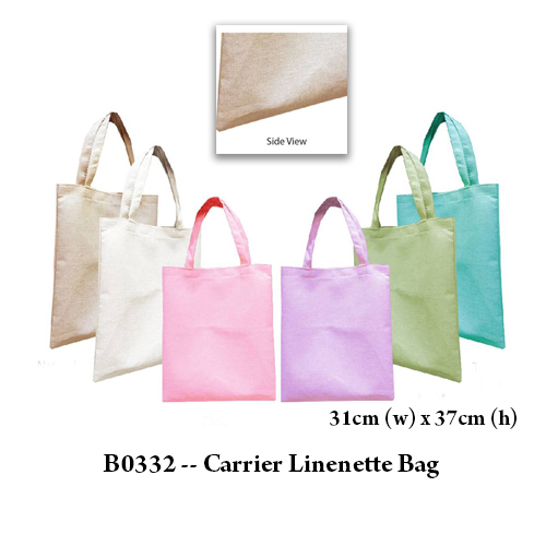 B0332 — Carrier Linenette Bag