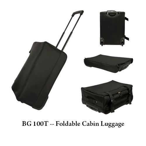 BG 100T — Foldable Cabin Luggage