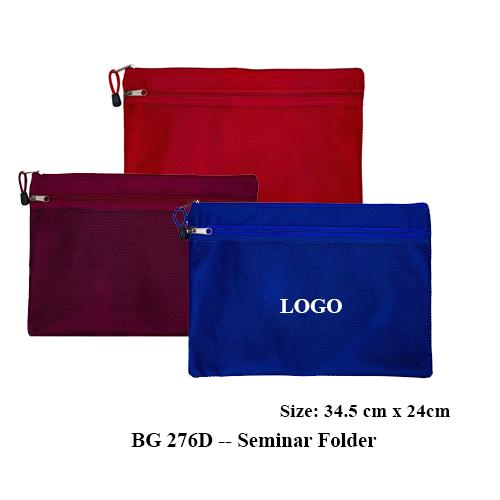 BG 276D — Seminar Folder