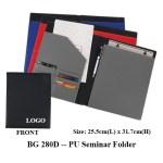 BG 280D -- PU Seminar Folder
