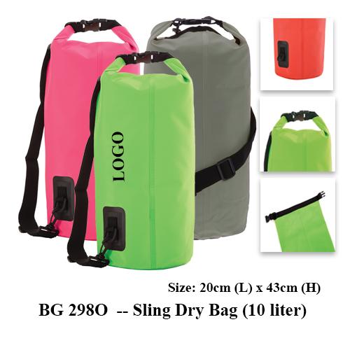 BG 298O — Sling Dry Bag (10 liter)