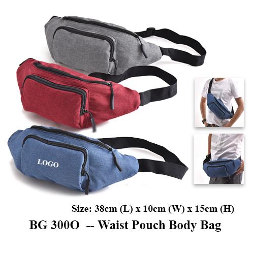 BG 300O — Waist Pouch Body Bag
