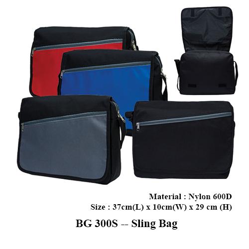 BG 300S — Sling Bag