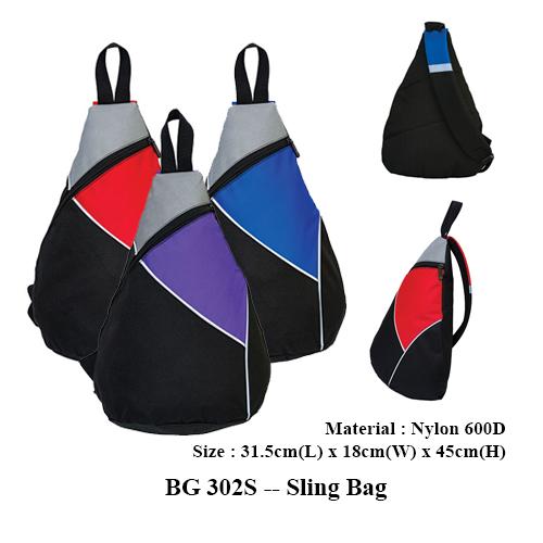 BG 302S — Sling Bag