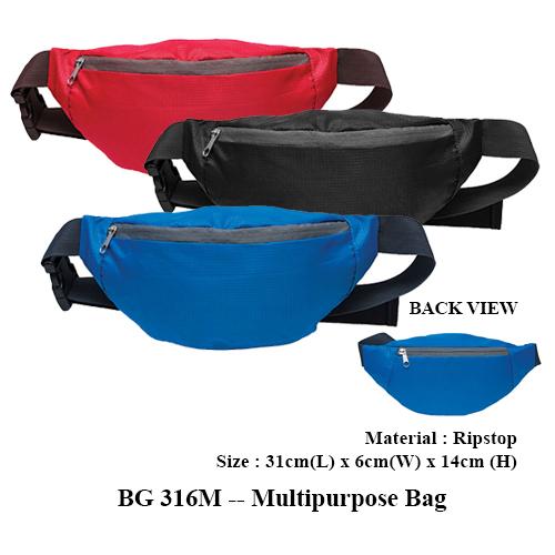 BG 316M — Multipurpose Bag