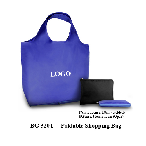 BG 320T — Foldable Shopping Bag