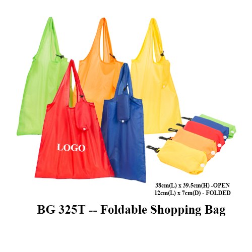 BG 325T — Foldable Shopping Bag