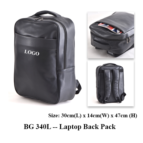 BG 340L — Laptop Back Pack