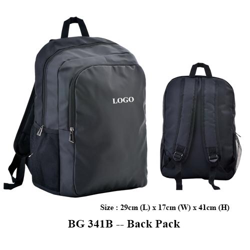 BG 341B — Back Pack