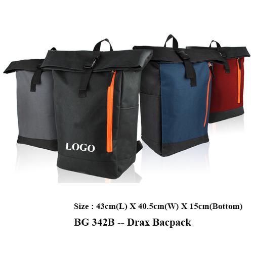 BG 342B — Drax Bacpack