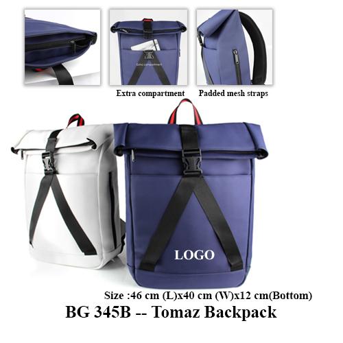 BG 345B — Tomaz Backpack
