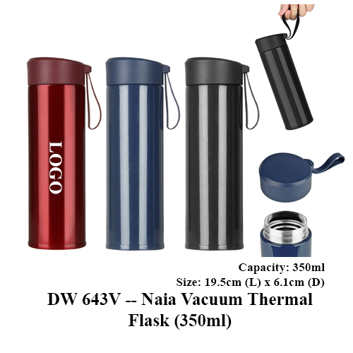 DW 643V — Naia Vacuum Thermal Flask (350ml)