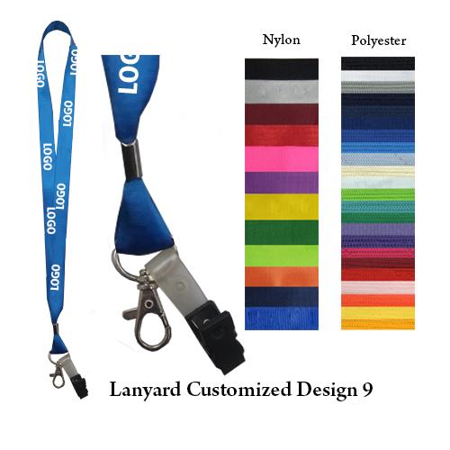 Lanyard Customized Design 9