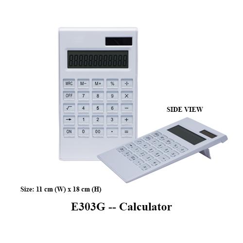 E303G — Calculator