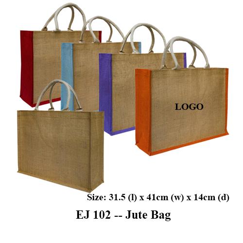 EJ 102 — Jute Bag