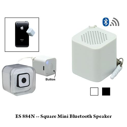 ES 884N —  Square Mini Bluetooth Speaker