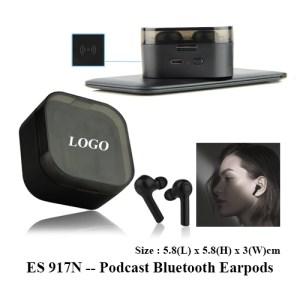 ES 917N -- Podcast Bluetooth Earpods