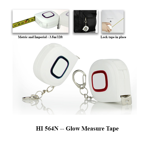 HI 564N — Glow Measure Tape