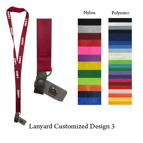Lanyard Customized Design 3