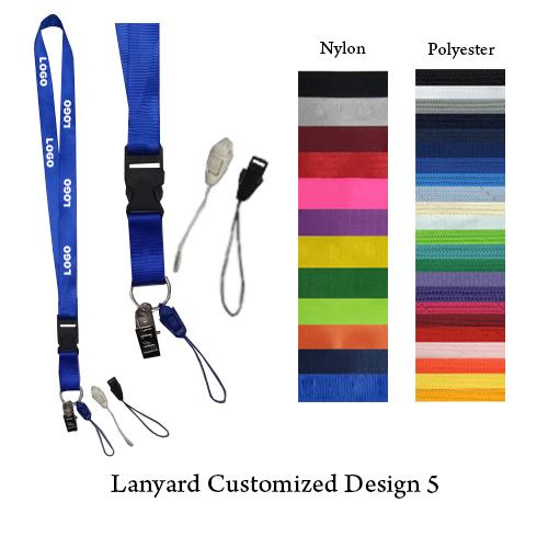 Lanyard Customized Design 5