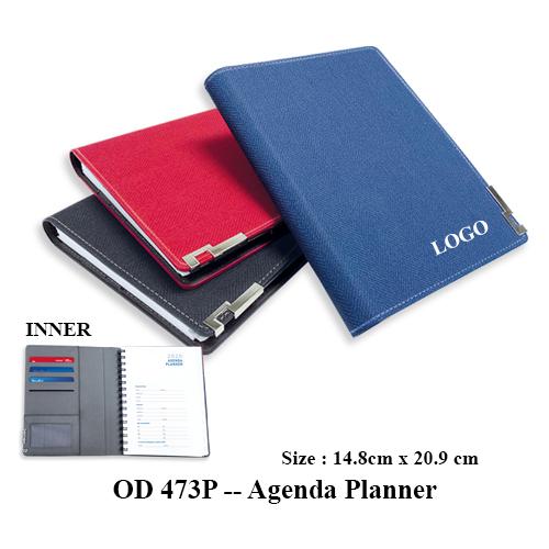OD 473P — Agenda Planner