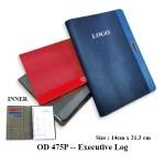 OD 475P -- Executive Log