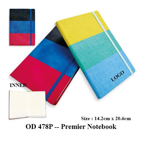 OD 478P — Premier Notebook