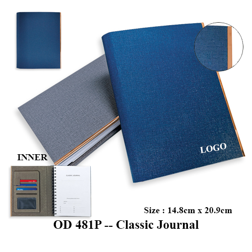 OD 481P — Classic Journal