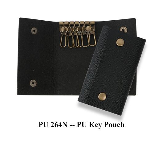 PU 264N — PU Key Pouch