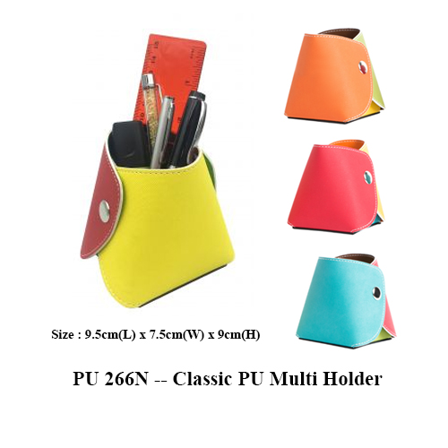PU 266N — Classic PU Multi Holder