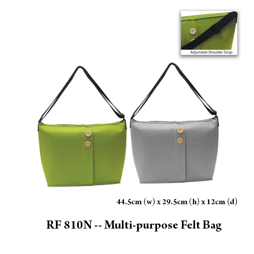 RF 810N — Multi-purpose Felt Bag