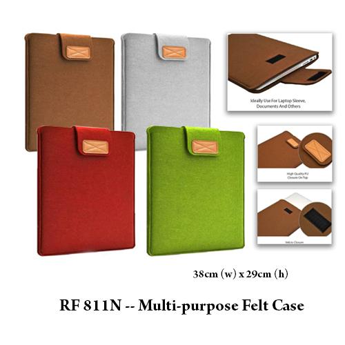 RF 811N — Multi-purpose Felt Case