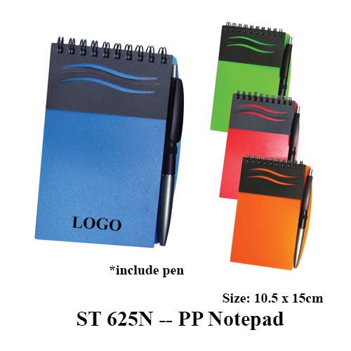 ST 625N — PP Notepad